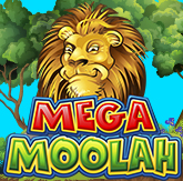 Логотип Mega Moolah