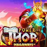 Логотип Power of Thor Megaways