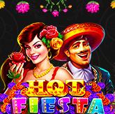 Игровой автомат Hot Fiesta