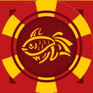 Логотип GoldFishka