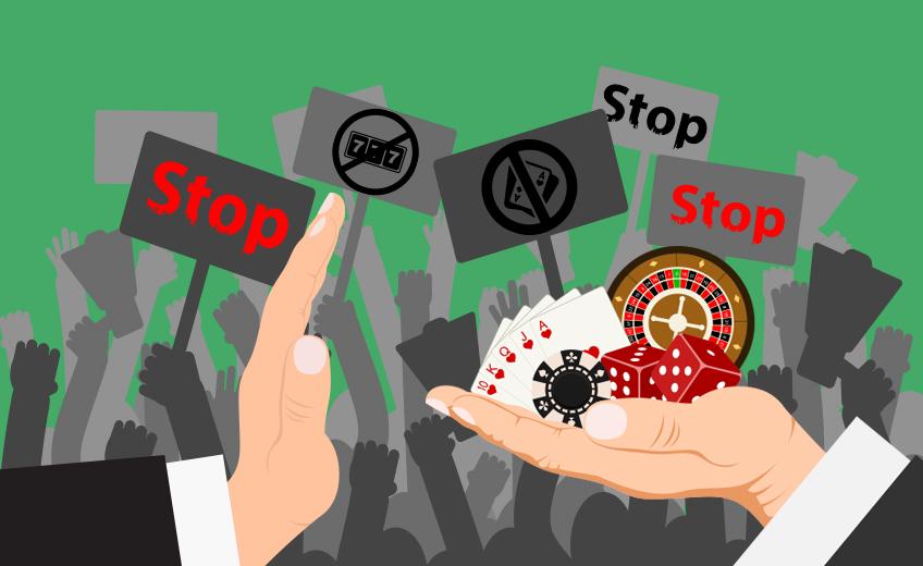 Запорожская и Тернопольская область выступили против легализации игорного бизнеса в Украине