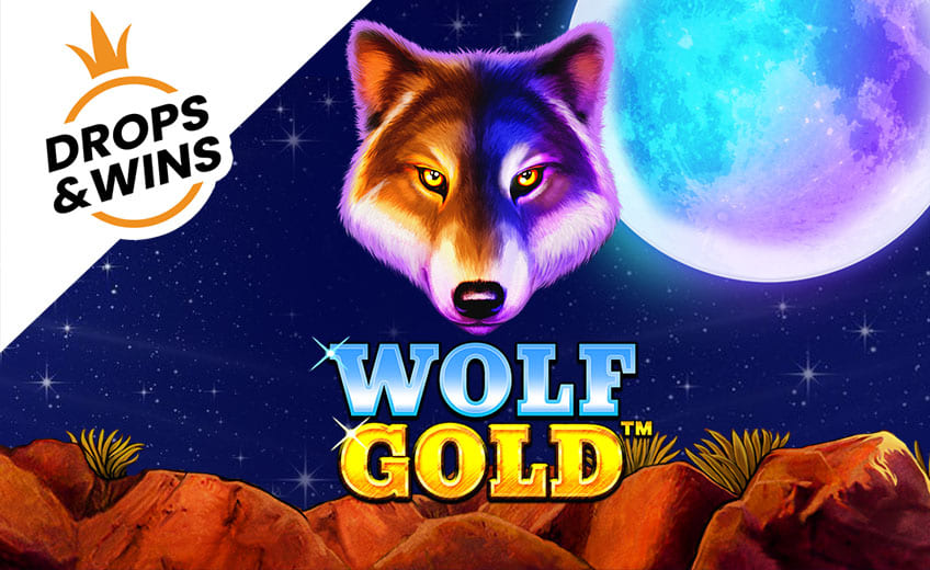 Денежные репины с джекпотом в игровом автомате Wolf Gold от Pragmatic Play
