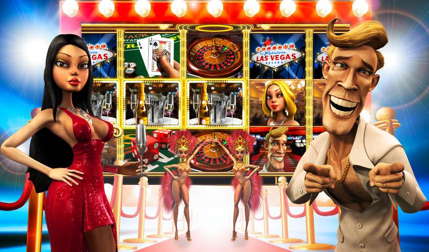 Подложка Mr Vegas