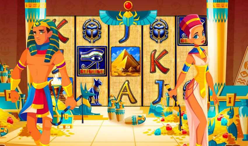 Подложка Pharaon's Gold