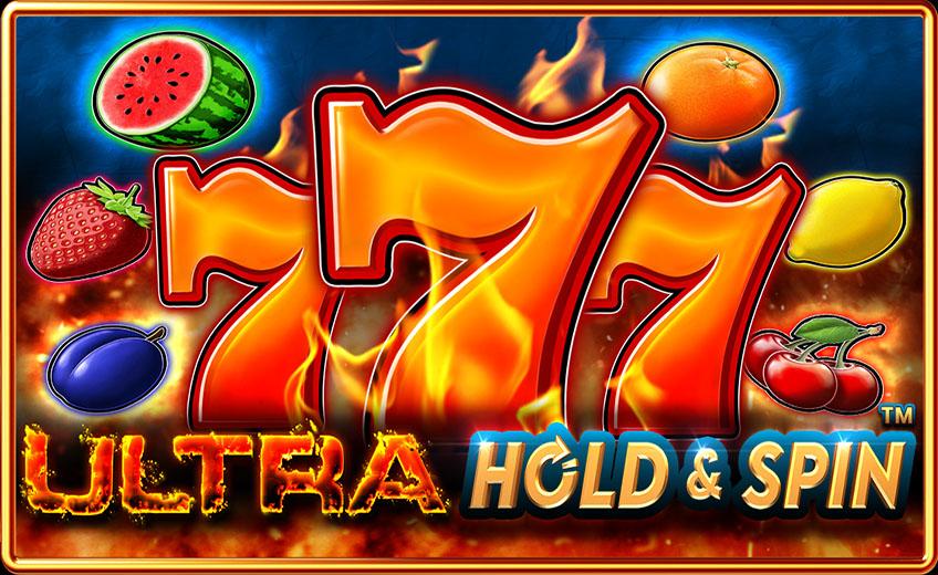 Ultra Hold and Spin: новый фруктовый слот от Pragmatic Play