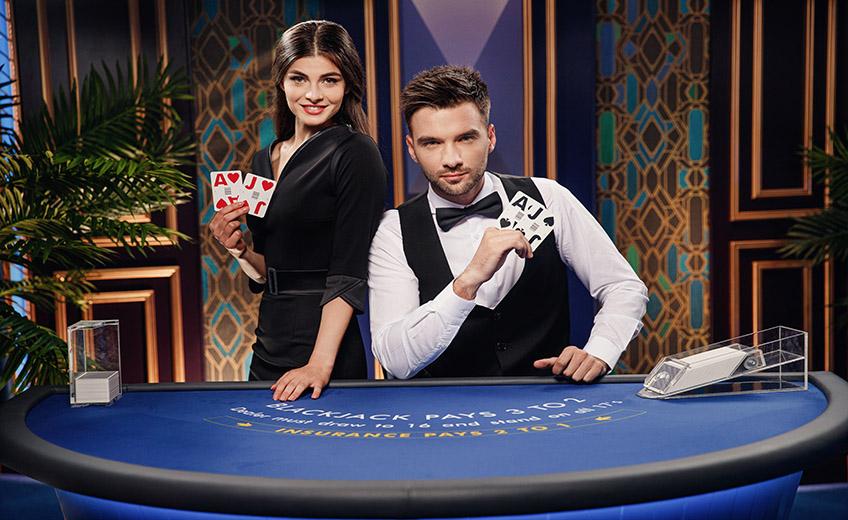 Pragmatic Play запускает новую рулетку и блэкджек Azure для Live Casino