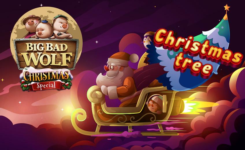 Yggdrasil и Quickspin подготовили тематические слоты к Рождеству
