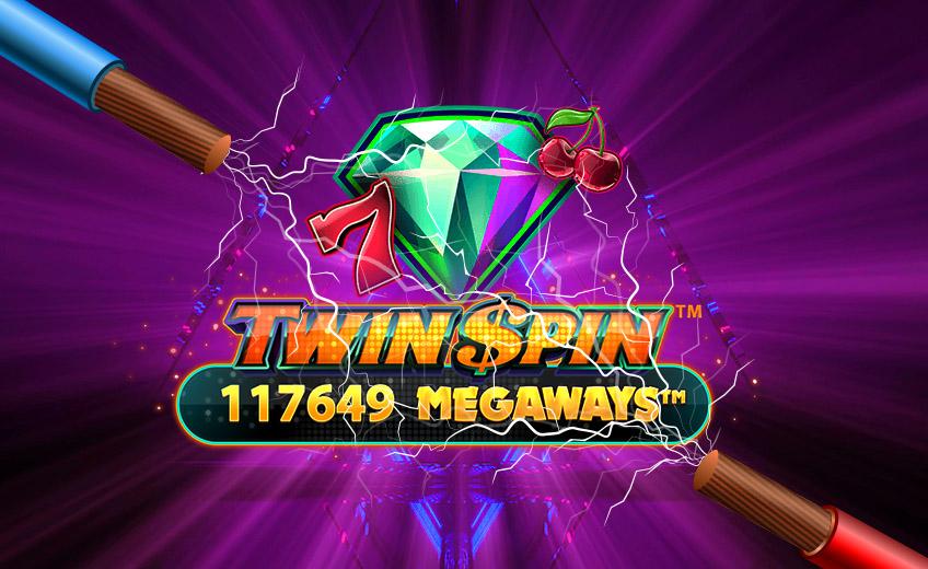 NetEnt выпустила долгожданный слот Twin Spin Megaways: первая игра студии с механикой от BTG