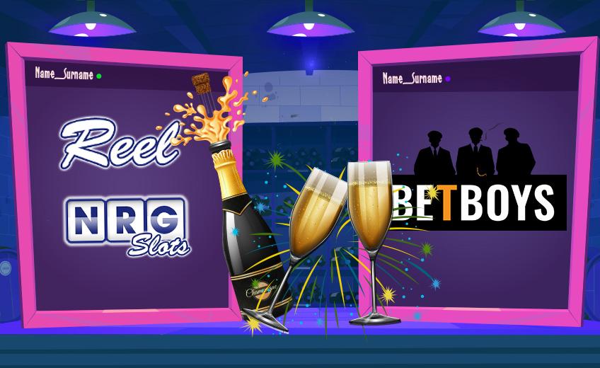 End of 2020: 2000 евро призовых на новогодние праздники от казино BetBoys
