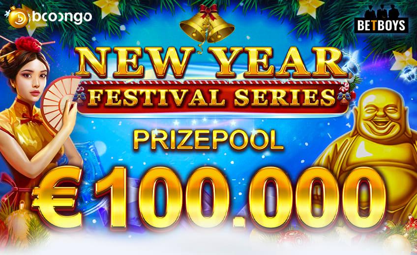 Казино BetBoys разыгрывает 100 000 евро в турнире NY Festival Series