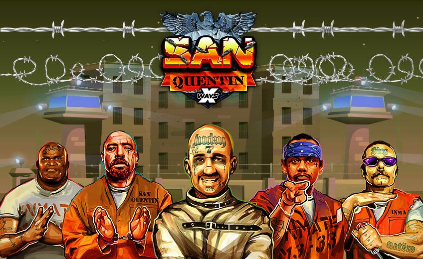 Nolimit City представила скандальный слот San Quentin