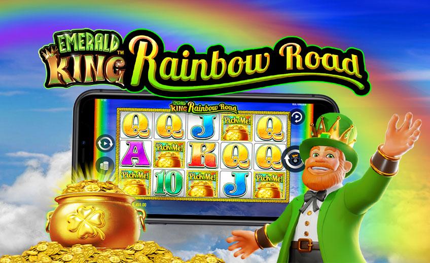 Сиквел слота Emerald King от Pragmatic Play и Reel Kingdom