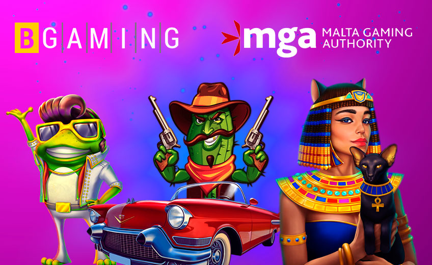 Студия BGaming получила лицензию MGA