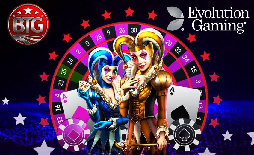 Evolution Gaming в шаге от приобретения студии Big Time Gaming