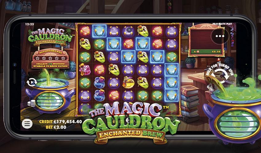 Подложка The Magic Cauldron – Enchanted Brew