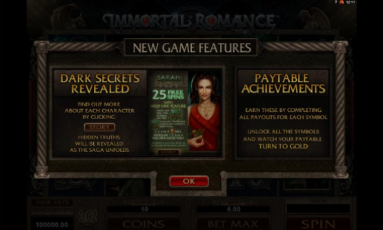 Скриншот 1 Immortal Romance