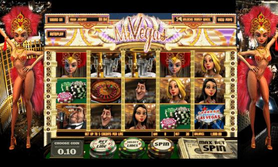 Скриншот 1 Mr Vegas