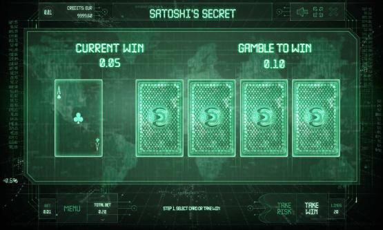 Скриншот 1 Satoshi's Secret
