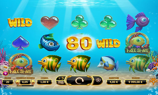 Скриншот 3 Golden Fish Tank