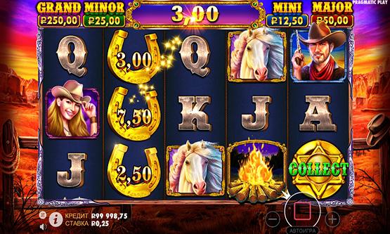 Скриншот 1 Mustang Gold
