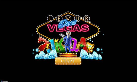 Скриншот 2 Lemur Does Vegas