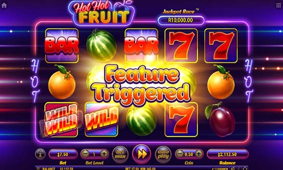 Скриншот 2 Hot Hot Fruit