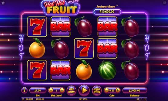 Скриншот 4 Hot Hot Fruit