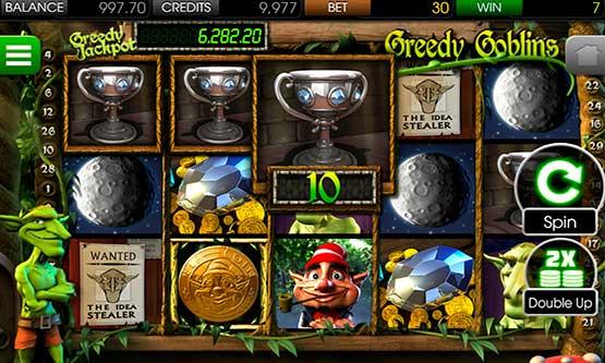 Скриншот 1 Greedy Goblins