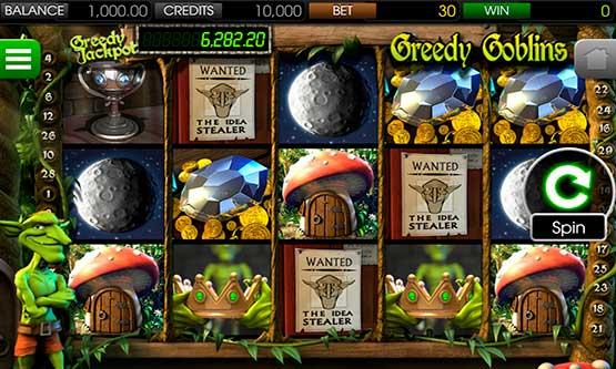 Скриншот 4 Greedy Goblins