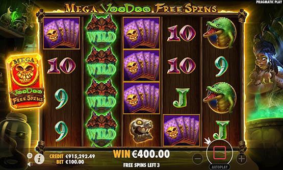 Скриншот 1 Voodoo Magic