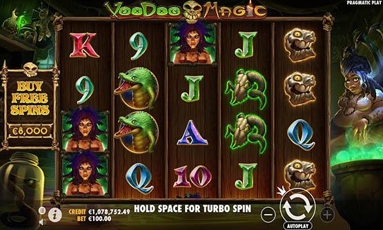 Скриншот 3 Voodoo Magic