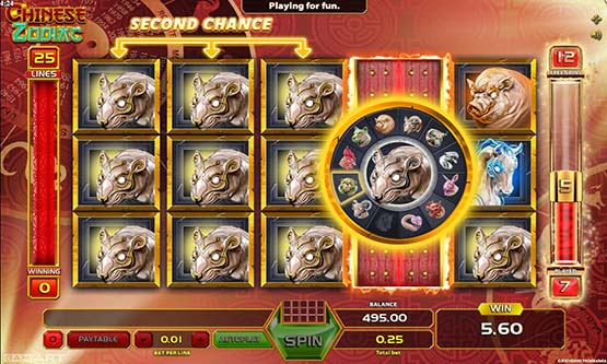 Скриншот 2 Chinese Zodiac