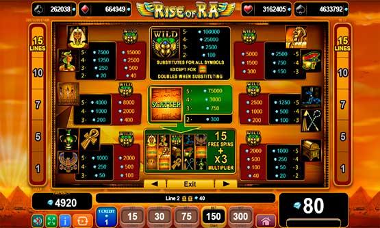 Скриншот 1 Rise of Ra