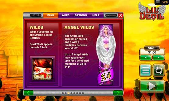 Скриншот 1 Lil Devil