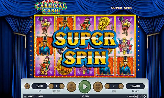 Скриншот 1 Carnival Cash
