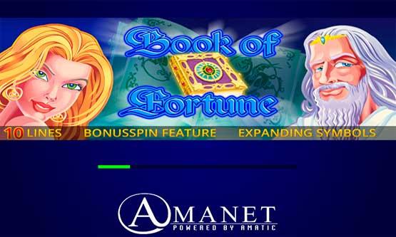 Скриншот 4 Book of Fortune
